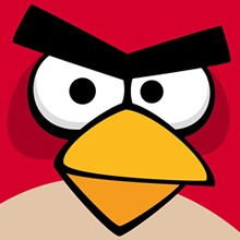 Coloriage ANGRY BIRDS - Coloriage