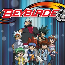 Coloriage BEYBLADE - Coloriage