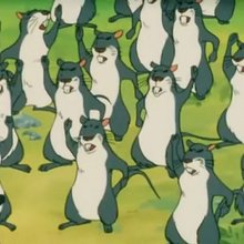 Episode 07 : Les rats noirs et les rats gris - Vidéos - Vidéos NILS HOLGERSSON au pays des oies sauvages
