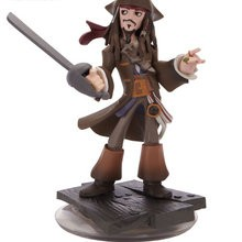 Figurine de Jack Sparrow - Jeux - Sorties Jeux video - DISNEY INFINITY