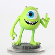 Figurine de Bob Razowski - Jeux - Sorties Jeux video - DISNEY INFINITY