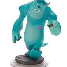 Figurine de Sullivan - Jeux - Sorties Jeux video - DISNEY INFINITY