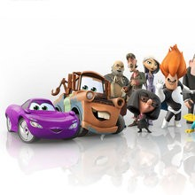 Figurine : Tous les personnages de Disney Infinity