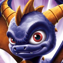 Coloriage SKYLANDERS SPYRO'S ADVENTURE - Coloriage