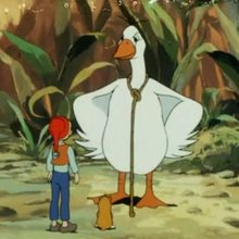 Episode 03 : Smirre, le renard - Vidéos - Vidéos NILS HOLGERSSON au pays des oies sauvages