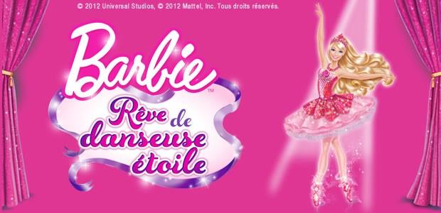 Coloriages barbie r ve de danseuse etoile 30 coloriages barbie gratuits imprimer et colorier - Barbi danseuse etoile ...