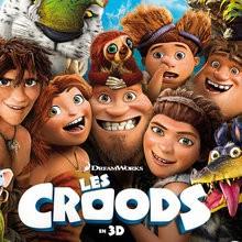 Coloriage LES CROODS - Coloriage FILMS POUR ENFANTS - Coloriage