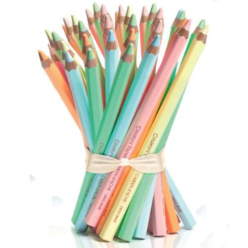 Colour block la nouvelle gamme de crayons caran d 39 ache - Tuto trousse crayons de couleur ...