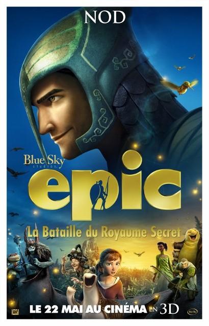 Epic 2 dessin animé