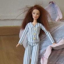 Comment créer un pyjama - Activités - FABRIQUER SES VETEMENTS POUR POUPEES