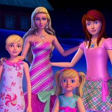 Coloriages Barbie Un Merveilleux Noël
