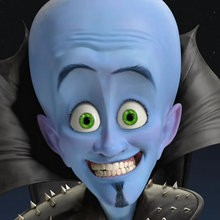 Coloriage MEGAMIND