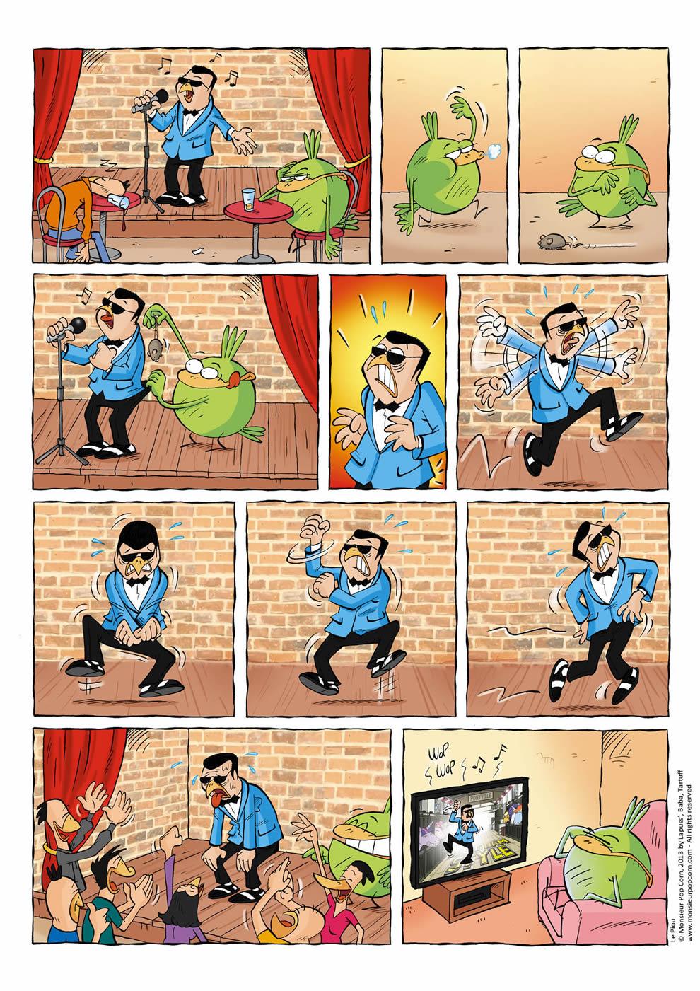 Corée : Gnam Gnam Style