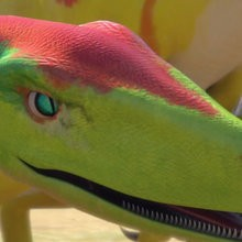 Dessin animé : Episode 2 : Le territoire des dinosaures