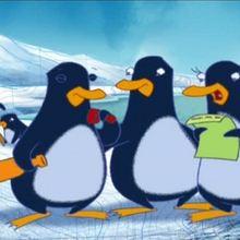 A la Claire Fontaine - Vidéos - Vidéos JASPER LE PINGOUIN