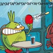 Le Piou tape sur les nerfs ! - Lecture - BD pour enfant - Le Piou, l'oiseau le plus idiot de tous - Le Piou : IDIOT D'OISEAU