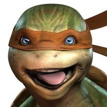 Michelangelo, premier personnage dévoilé du jeu TMNT : Depuis les ombres !