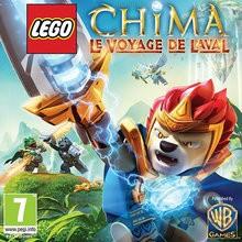 Le jeu LEGO Legends of Chima : Le Voyage de Laval disponible cet été !