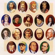 Fiche pédagogique : Frise chronologique de l'histoire de France