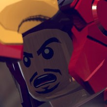 Dcouvre la bande-annonce du jeu LEGO Marvel Super Heroes ! - Actualits