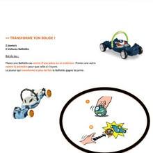 Transforme ton bolide ! - Jeux - Activités et Jeux HOT WHEELS BALLISTIKS