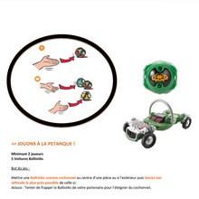 Jouons à la pétanque ! - Jeux - Activités et Jeux HOT WHEELS BALLISTIKS