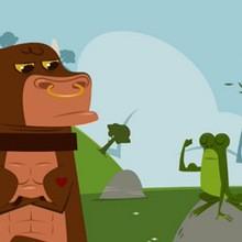 La grenouille qui veut se faire aussi grosse que le boeuf - Vidéos - Vidéos LES FABLES DE LA FONTAINE