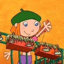 Arroser les plantes, façon Lucie - Vidéos - Vidéos LUCIE