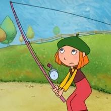 Pêcher, façon Lucie - Vidéos - Vidéos LUCIE