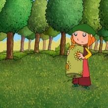 Episode de Lucie : Monter sa tente, façon Lucie