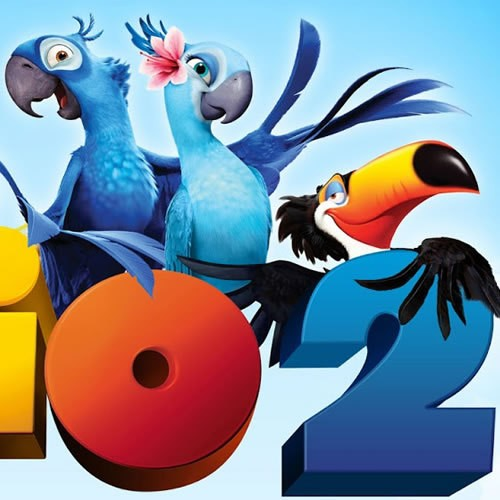 Dcouvre la Bande Annonce du film RIO 2 !