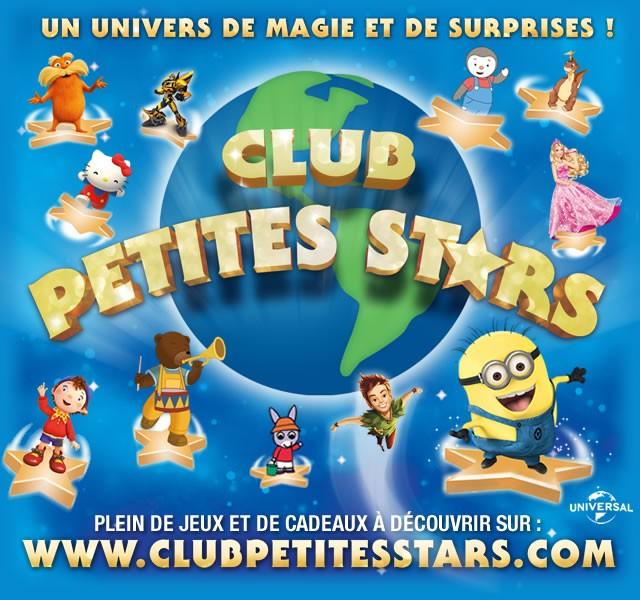 Les Petites Stars