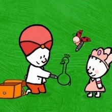 Episode de DIDOU : Didou, dessine-moi un paon