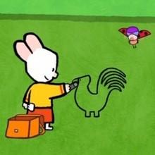 Didou, dessine-moi un coq - Vidéos - Vidéos DIDOU