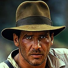 Coloriage INDIANA JONES - Coloriage FILMS POUR ENFANTS - Coloriage