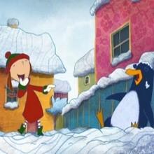 Jour de neige - Vidéos - Vidéos JASPER LE PINGOUIN