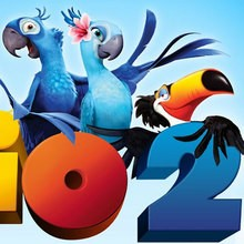 Dcouvre la Bande Annonce du film RIO 2 ! - Actualits