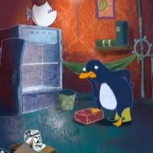 Le déménagement - Vidéos - Vidéos JASPER LE PINGOUIN