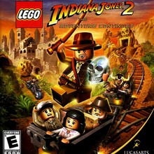 LEGO INDIANA JONES 2 - Jeux - Sorties Jeux video