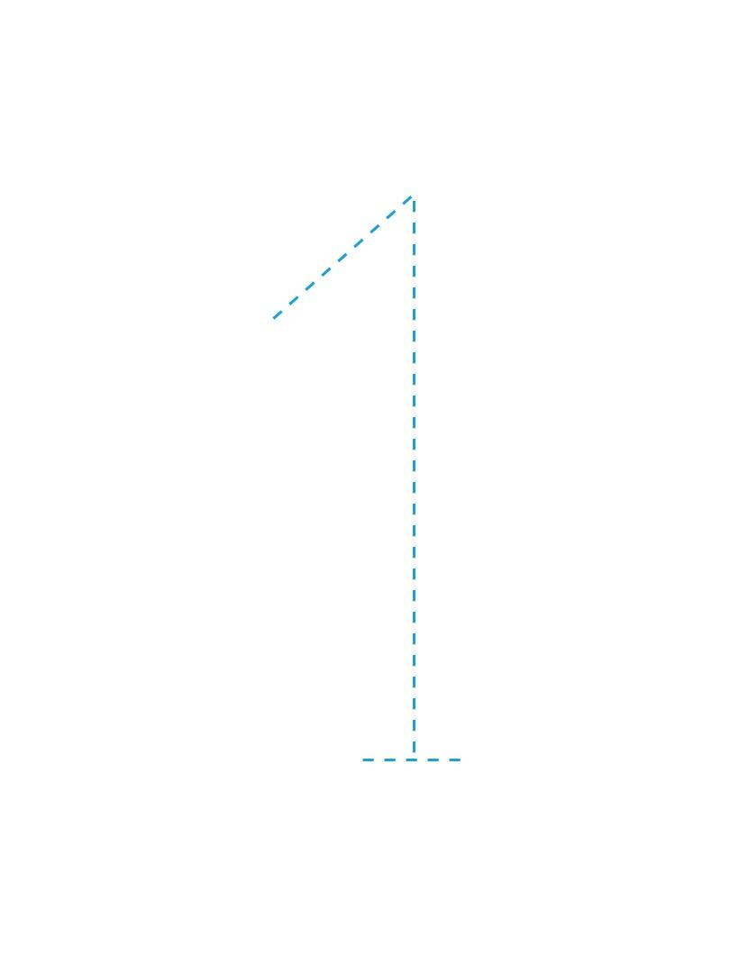 Super Comment dessiner le chiffre 1 - fr.hellokids.com IL37