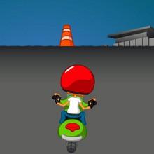 Le Jeu de Moto - Jeux - Jeux en ligne gratuits