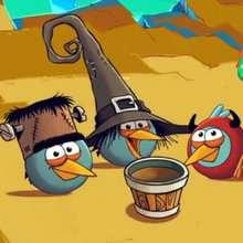 Halloween - Vidéos - Dessins animés Angry Birds