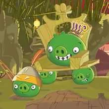 L'année du dragon - Vidéos - Dessins animés Angry Birds