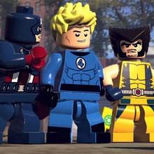 Actualité : Les Super-Héros de l'univers Marvel débarquent sous forme de LEGO !