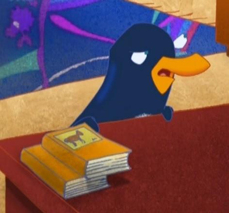 Dessins anim s 2081 vid os pour enfants - Jasper le pingouin ...