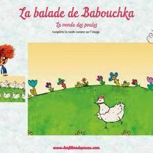 Coloriage : Dessine des poules !