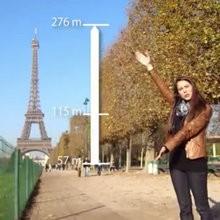 Reportage : La Tour Eiffel