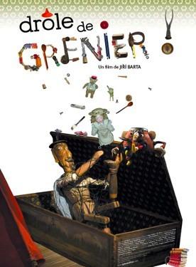DROLE DE GRENIER  (au cinéma le 9/12)