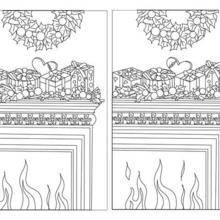 comment dessiner une cheminee