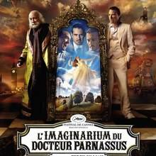 Sortie DVD : L'imaginarium du docteur Parnassus  (au cinéma le 11/11)